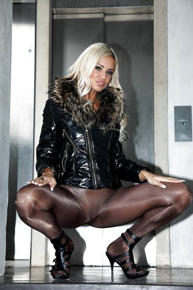 Excellent glos erotic leathers