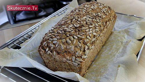 Chleb pełnoziarnisty razowy