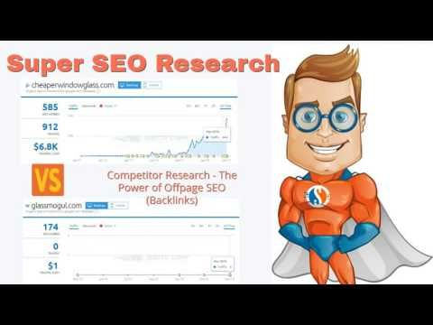 How to get better rankings for my window glass company website. Super SEO Consulting is the leader in ranking Local Service Company Websites. https://youtu.b...