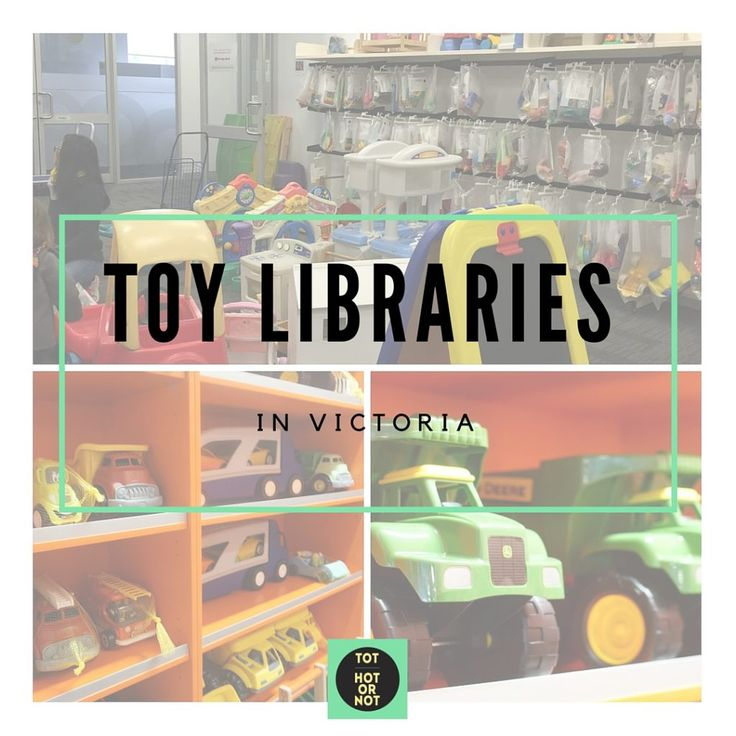 The HOT List: Toy Libraries in Dandenongs, Yarra Valley, Mornington Peninsula, Great Ocean Road, Macedon Ranges, Geelong and Regional Victoria http://tothotornot.com/2016/08/toy-libraries-victoria/
