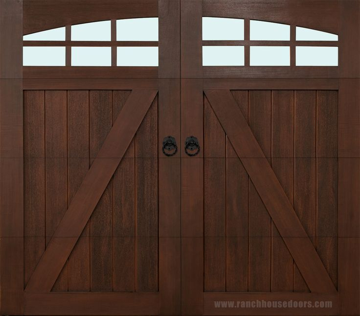 86 best images about faux wood garage doors on pinterest for Best wood for garage doors