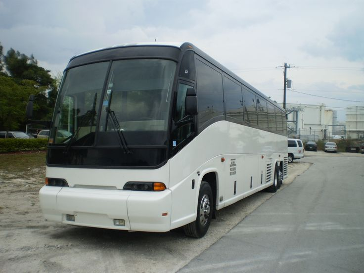 Passenger Coach Bus rentals