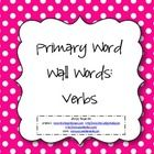 This verb word wall word packet was created for you to use in your classroom.  It contains 30 verbs that are not as common as most verb word wall w...