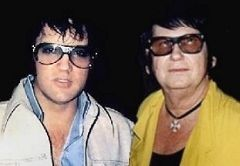 "Elvis Presley last met Roy Orbison Vegas 1976. Orbison was in the audience and Presley introduced him on stage... ""Quite simply, the greatest singer in the world, Roy Orbison"". Barbara Orbison, the widow of Roy Orbison, died Dec. 6 on the 23rd anniversary of his death. She was 60."