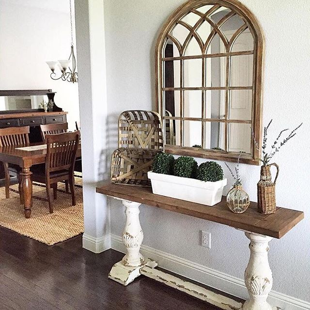Best 25 Arch Mirror Ideas On Pinterest Foyer Table