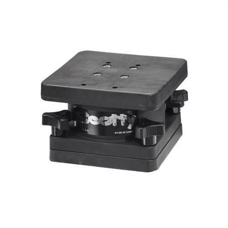 scotty swivel pedestal mount for all scotty downrigger mdls  Scotty 1026 Swivel, Pedestal Mount for all #Scotty #Downrigger #Models gives full 360 degree rotation with 16 locking positions, quick fastening stainless steel mounting knobs for easy set-up and removal.