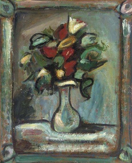 Georges Rouault, Bouquet II