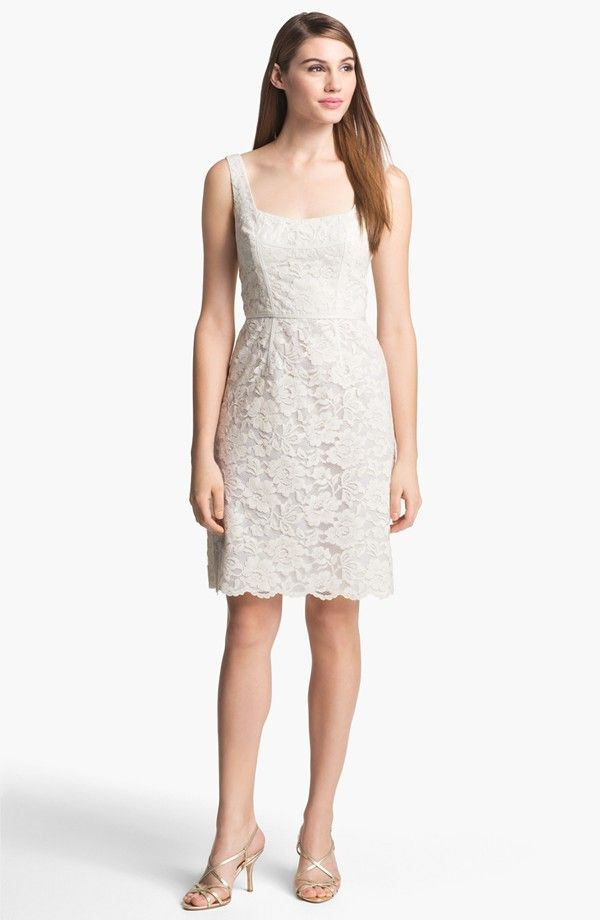 Wedding Dresses Short Lacy 121