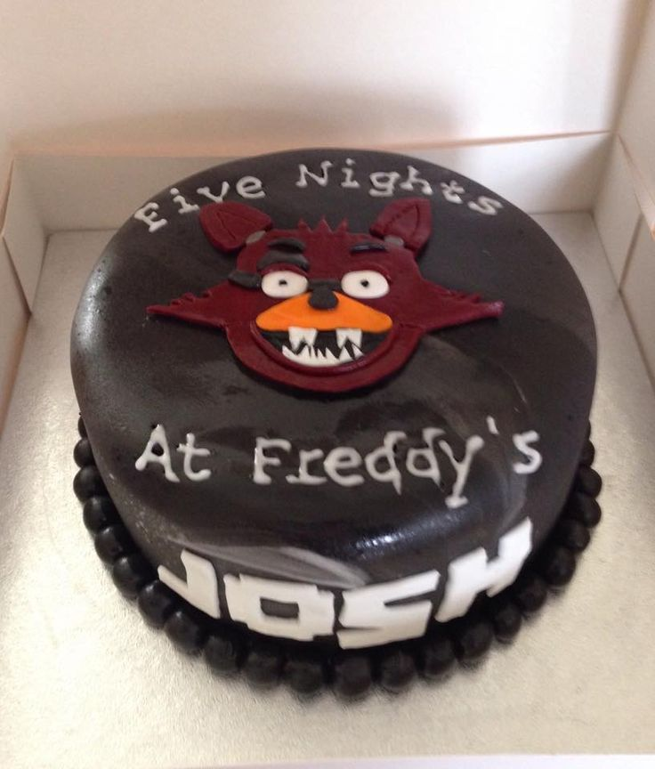 cake decorating ideas five nights at freddy s birthday cake cakes 2211