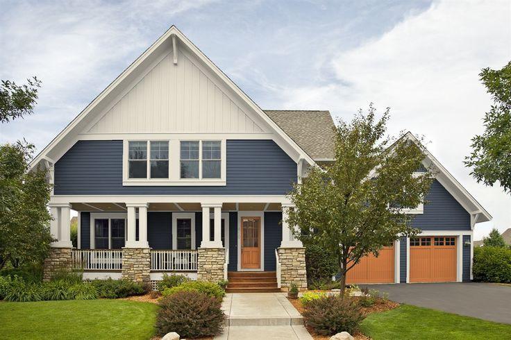 Best 25 exterior paint combinations ideas on pinterest - Virtual paint your house exterior ...