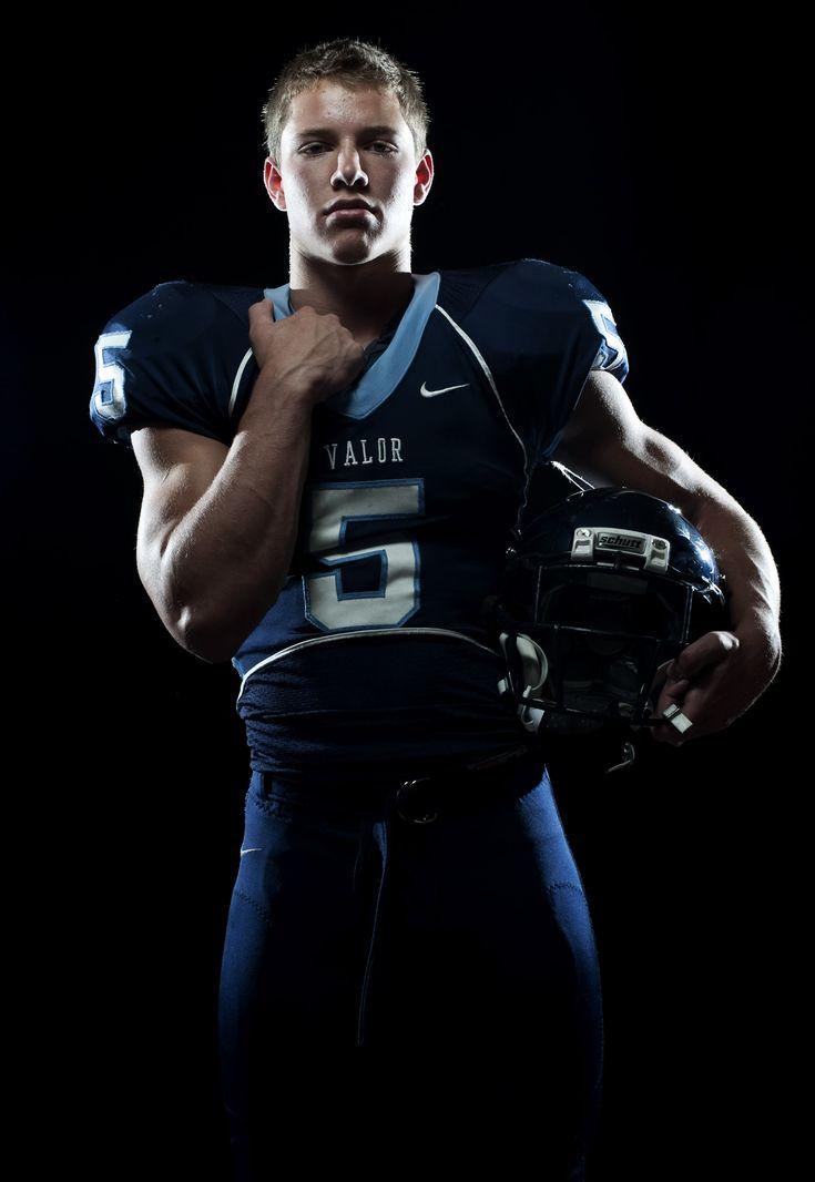 Senior athlete portraits - Stark Bellamy Photography