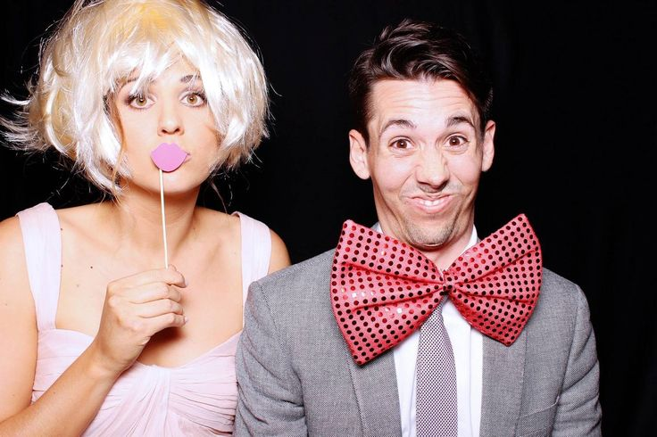 Lightpod | Photo Booth Hire Gold Coast | Weddings - The 5 Best Photobooth Props Ever!