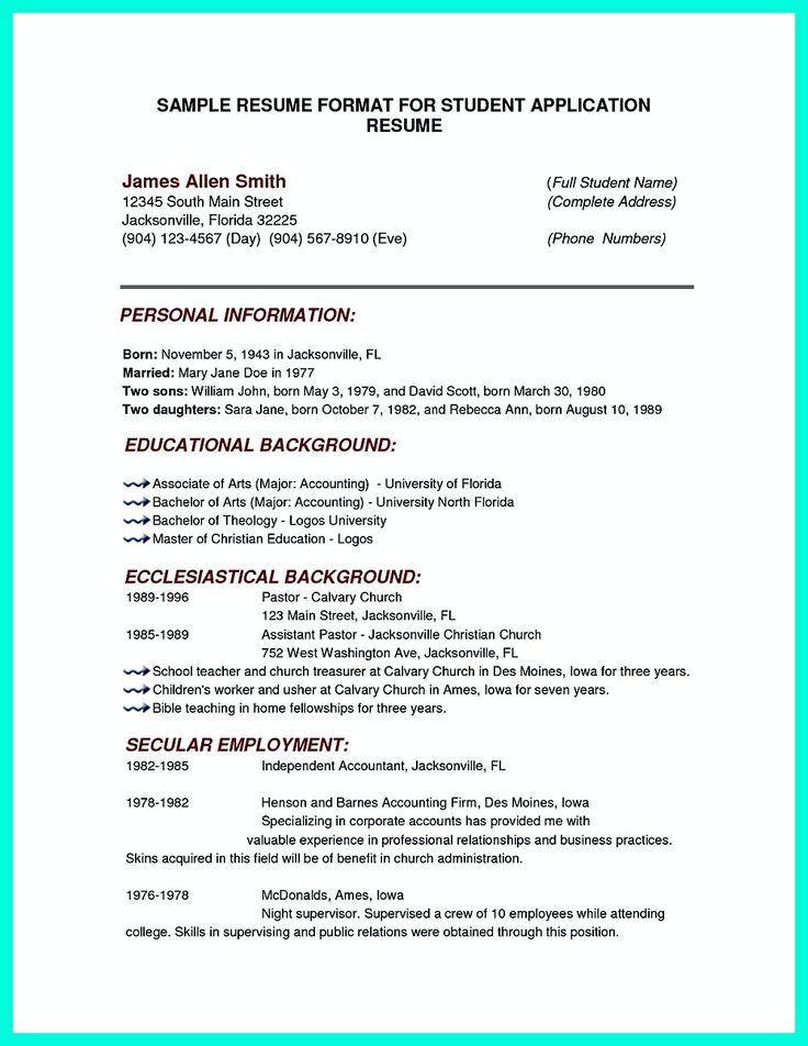 resume template for collegevolunteer resume business letter sample - college resumes for high school seniors