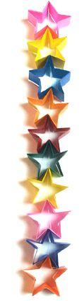 Origami Star Ornament2