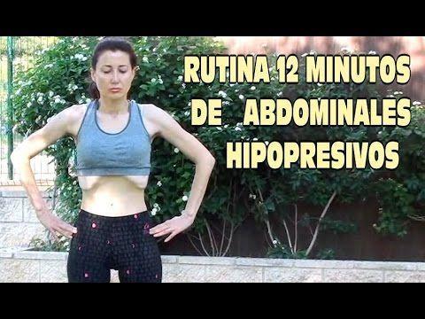 Rutina de abdominales hipopresivos para reducir cintura rápido! – Verte Bella