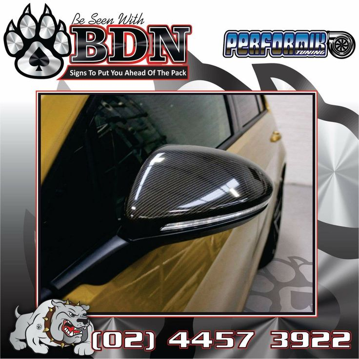 Wing mirror wrap done by BDN Signs Ulladulla come experience the unfair visual advantage today with Ulladulla's only qualified specialist vehicle wrap installer  Big Dog Nation  BDN Signs  Ulladulla  Lake Tabourie  Car Wraps  Signwriter  Signs Graphic Designer  Uniforms