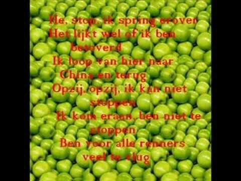 Echt een leuk swingend appellied!! Het liedje blijft hangen!