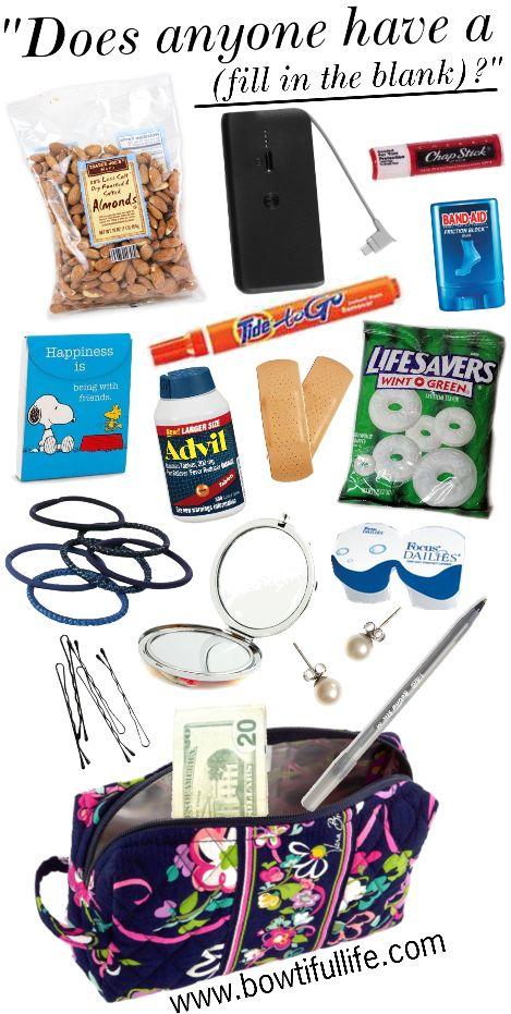 purse kit