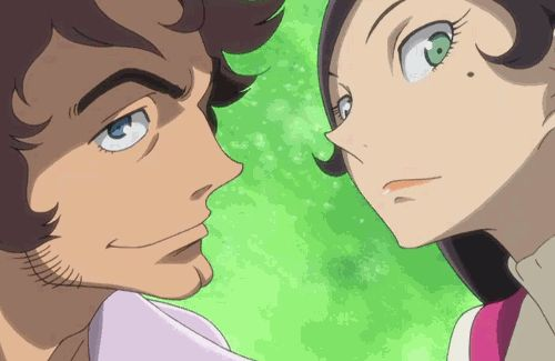 Two of my Favorite Eureka Seven Characters and anime pairings of all time. Ah, Miss Ray, Why!?