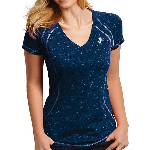 Tampa Bay Rays Supreme Burnout T-Shirt by Antigua - MLB.com Shop