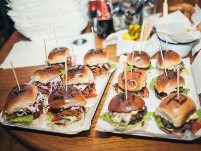 National Burger Day | Marie Claire