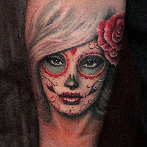 Tattoo by Anabi -- This is absolutely gorgeous