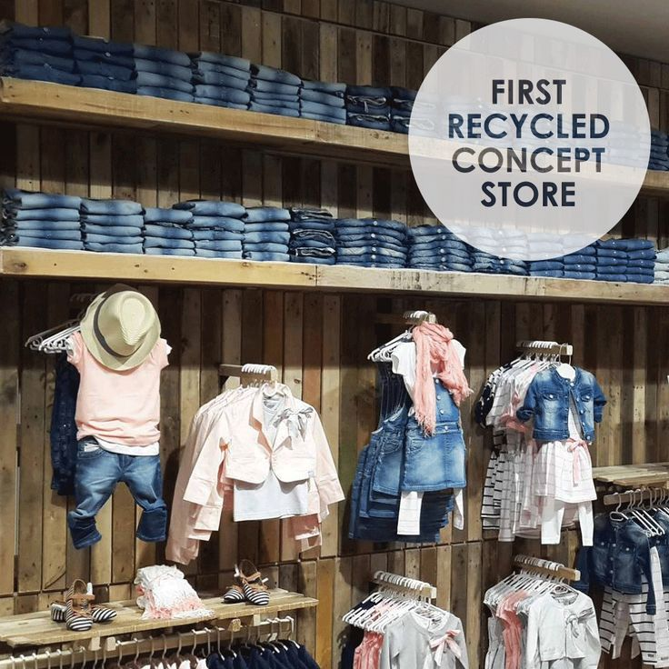 Our first recycled concept store. Read up about it here. #capetown #southafrica #fashion