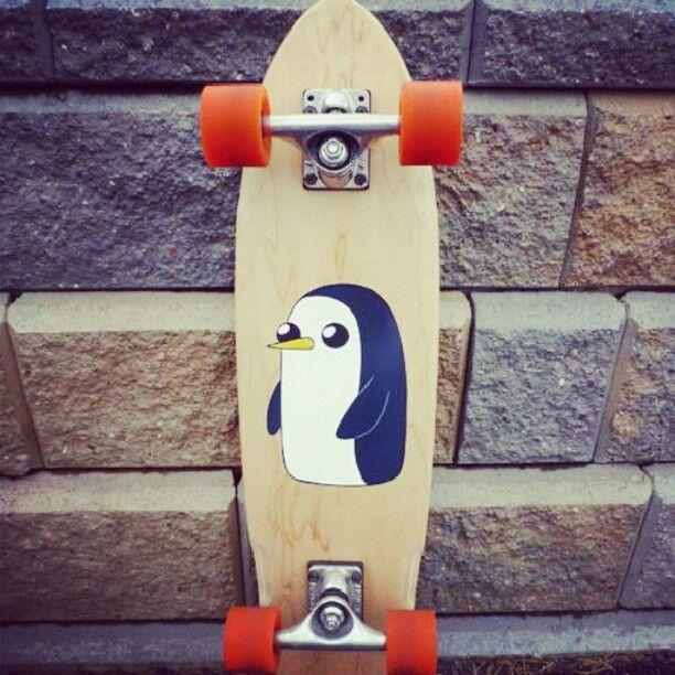The penny board of all penny boards! ^0^ LIV U GUNTER!!!