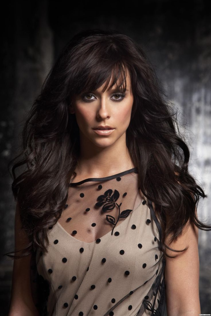 #JenniferLoveHewitt Ghost Whisperer promo shoot