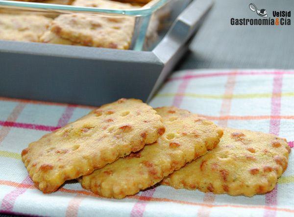Crackers de mozzarella | Recipe | Mozzarella, Crackers and ...
