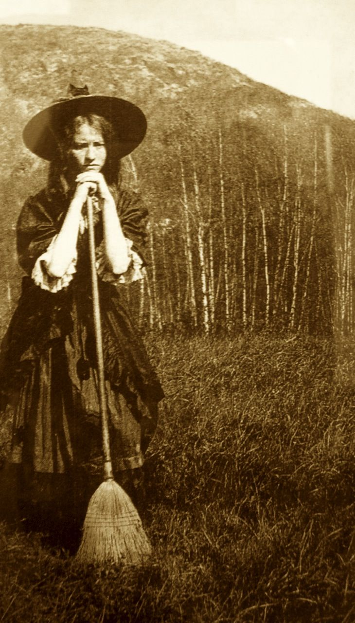 139 best Vintage Witch/Pagan images on Pinterest