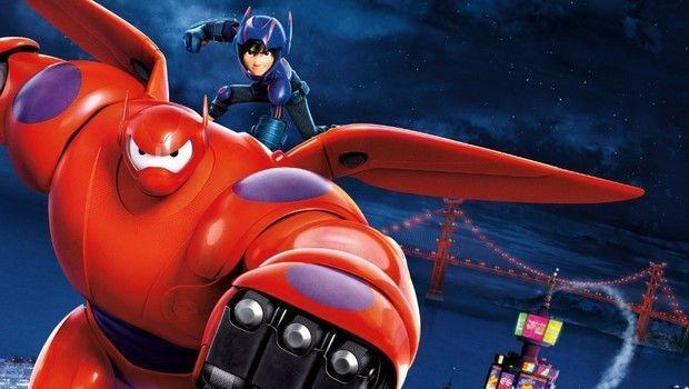 Big Hero 6: 20 curiosità sul nuovo film d'animazione Disney