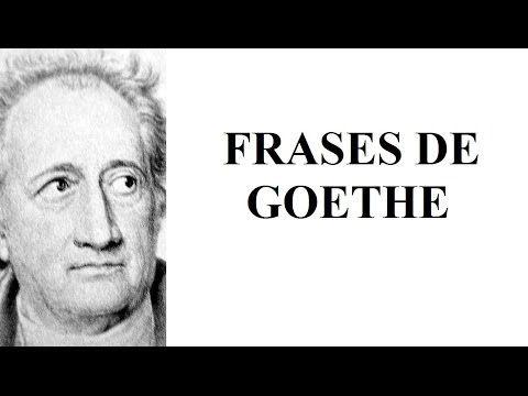 Frases de Goethe - Frases para mujeres