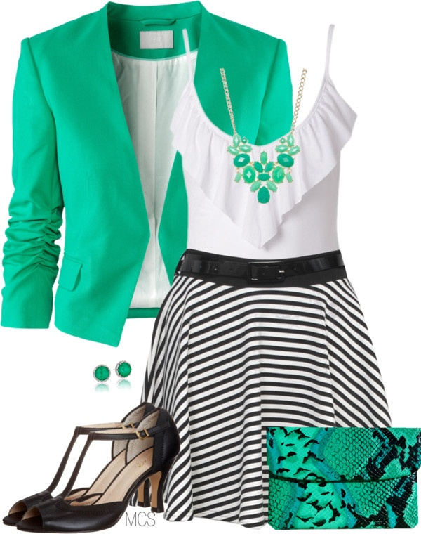"""""""Cute skirt"""" by mclaires ❤ liked on Polyvore"""