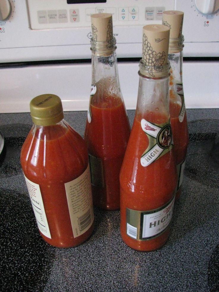 Homemade Garlic Hot Sauce Recipe