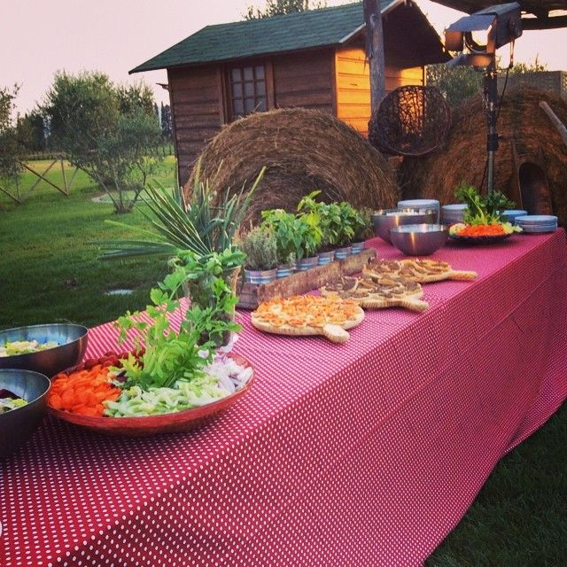 "@tuscandream1's photo: ""#welcome #dinner #countrychic #ideas #inmaremma #discovertuscany #tuscandreamweddings #tuscandream @bandiniev"""