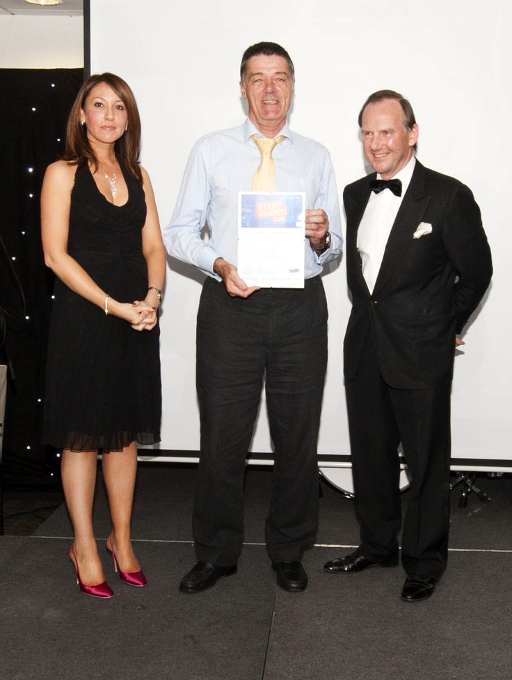 #SWBHawards Peter Childs, highly commended for The Lifetime Achievement Award
