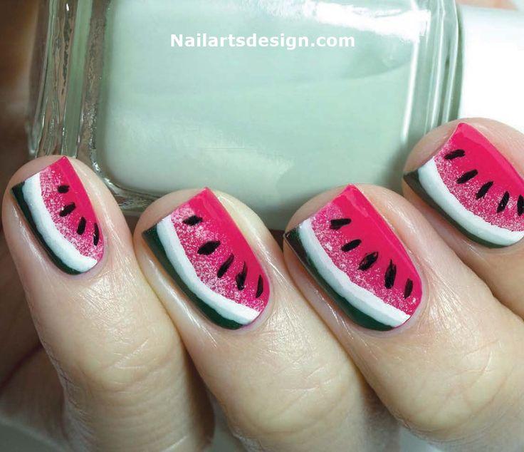 Mejores 610 imágenes de Nails en Pinterest | Vídeos de arte de uñas ...