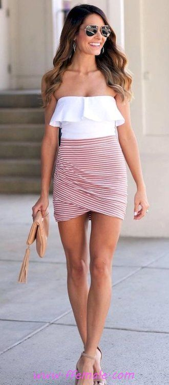 928589bf7ff 100 Cool And Edgy Summer Outfits For Going Out    fashion  outfits  summer