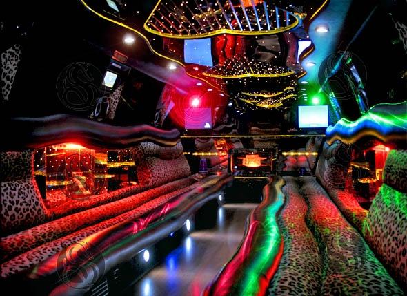Orange County Hummer Limousine Rentals Bachelorette Party