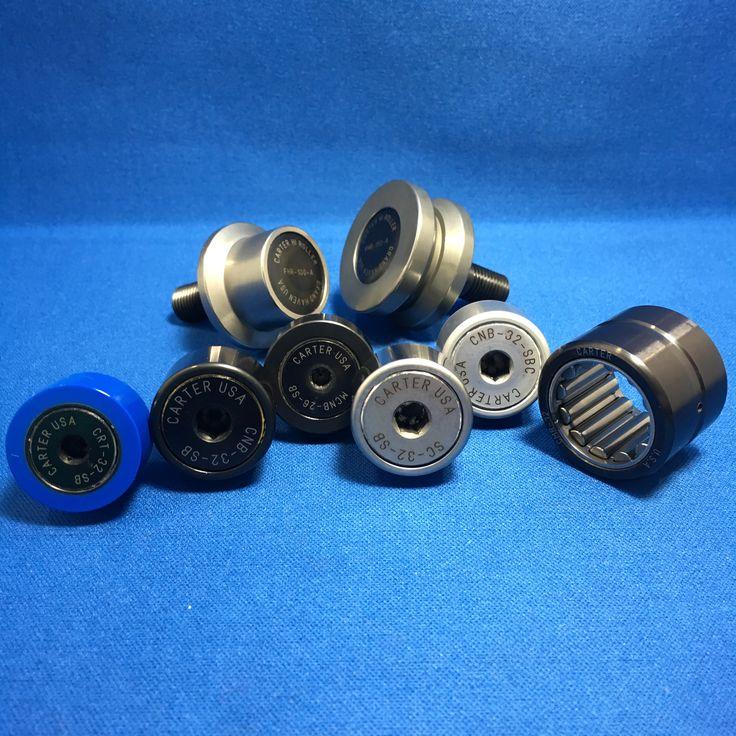Carter Cam Follower Range Roller, Ceramics, Manufacturing