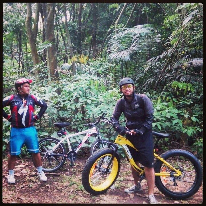 Cycling Brotherhood #fatbike