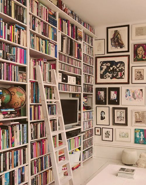 home library design ideas #homelibrary #bookcase #books                                                                                                                                                                                 More