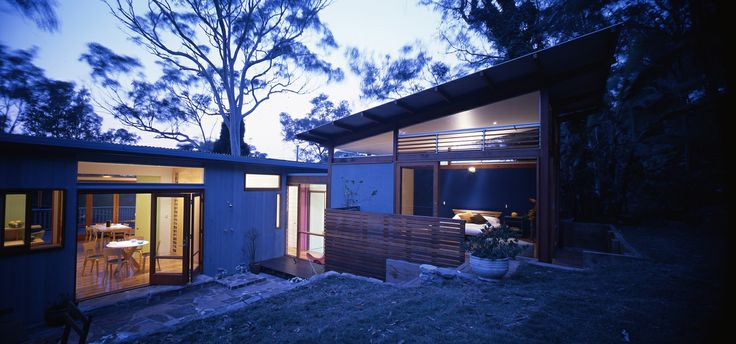 Architecture, Indoor-outdoor, beach, timber      Photo (C) Brett Boardman