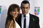 Kate del Castillo asegura que Aarón Díaz merece una buena mujer