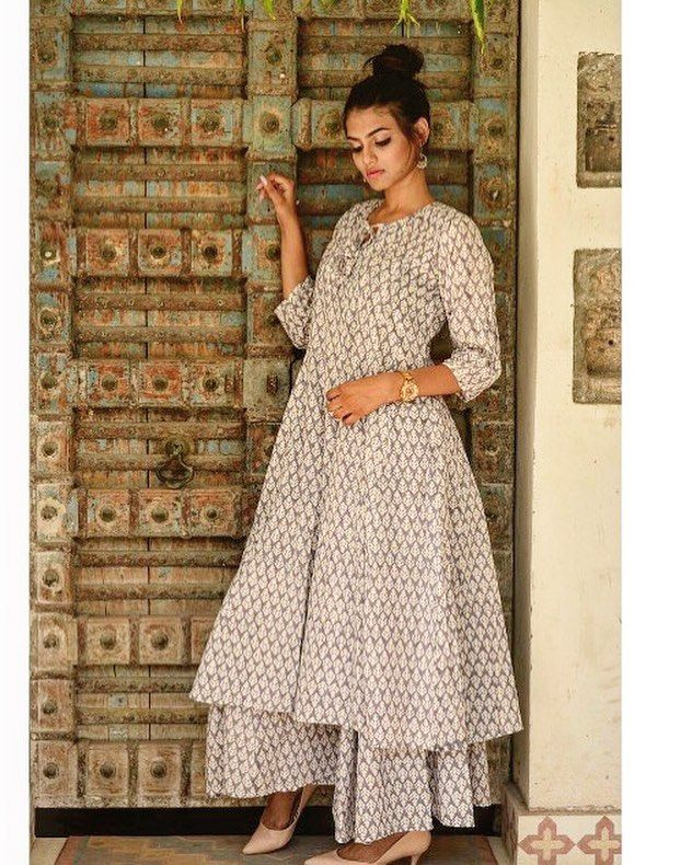"736 Likes, 15 Comments - GulaboJaipur (@gulabo_jaipur) on Instagram: ""Beautiful in @gulabo_jaipur Cotton kalidar kurta and kalidar pajama Set #limitedOnly…"""