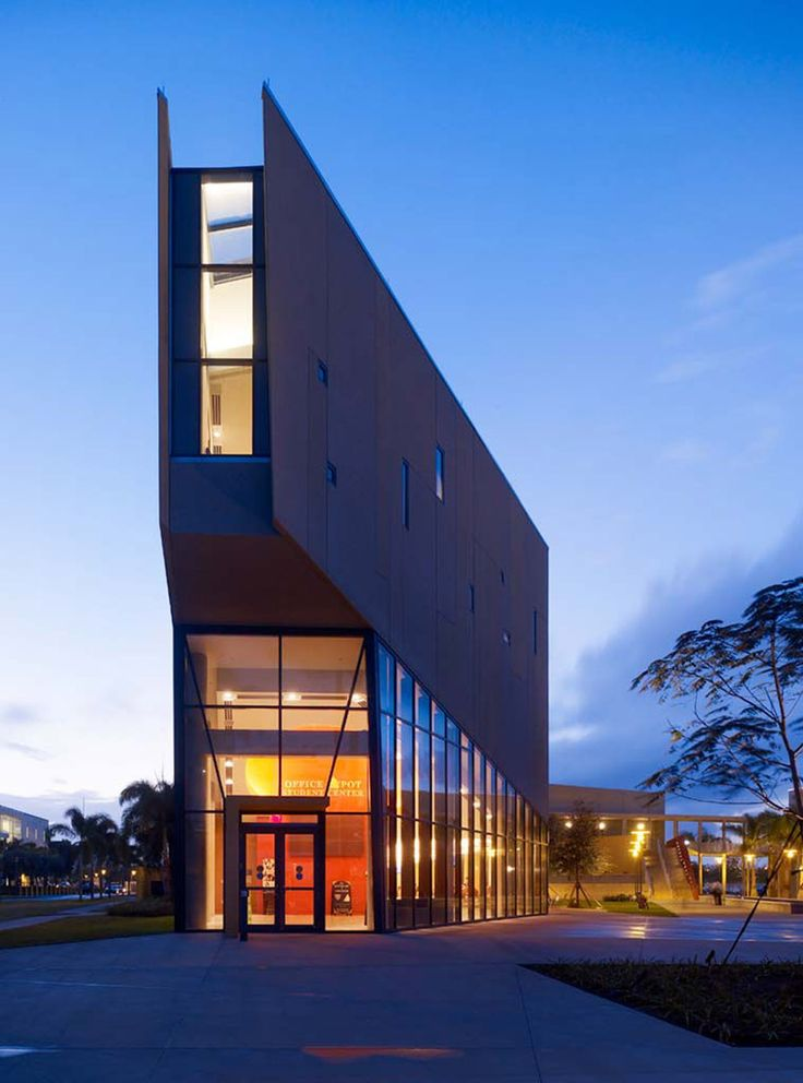 new chapman graduate school of business design by kohn pedersen fox