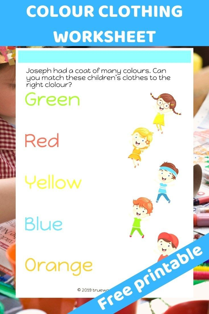 Learn About Clothes And Colours In This Joseph Free Bible Lesson For Under 5s Trueway Kid Sunday School Bible Lessons Bible Lessons Preschool Bible Lessons [ 1102 x 735 Pixel ]
