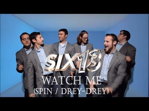 Six13 - Watch Me (Spin / Drey-Drey) - 2015 Chanukah Jam. Mystery of History Volume 1, Lesson 93 #MOHI93
