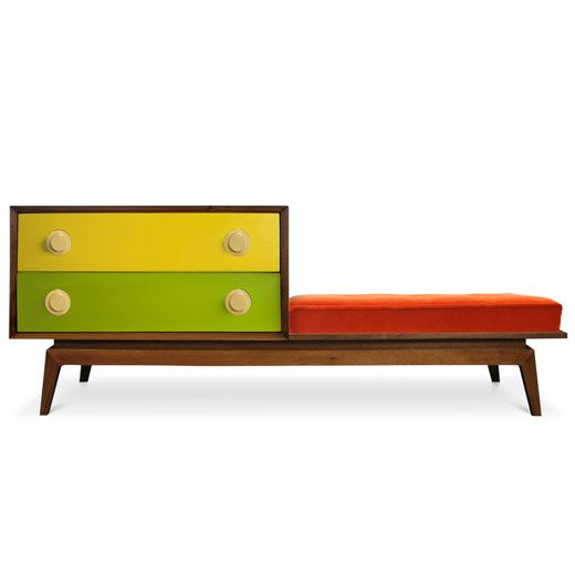Adler dresser bench; need this in my living room YESTERDAY. Congrats, you are going to be my next purchase!
